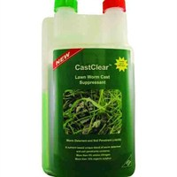 CastClear Lawn Worm Cast Suppressant 500ml