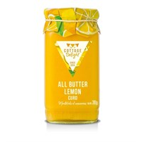 Cottage Delight All Butter Lemon Curd - 310g (CD050008)