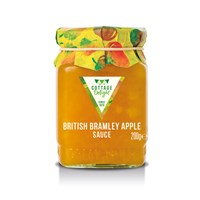Cottage Delight British Bramley Apple Sauce - 200g (CD710000)
