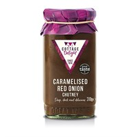 Cottage Delight Caramelised Red Onion Chutney - 310g (CD200096)