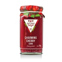 Cottage Delight Charming Cherry Curd - 315g (CD050036)
