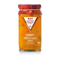 Cottage Delight Chunky Chilli-lilli Pickle - 280g (CD250025)