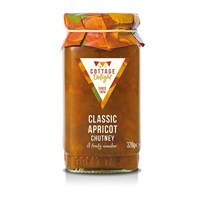 Cottage Delight Classic Apricot Chutney - 320g (CD200037)