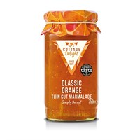 Cottage Delight Classic Orange Thin Cut Marmalade - 350g (CD000010)