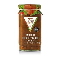 Cottage Delight English Country Cider Chutney - 325g (CD200040)
