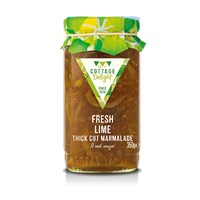 Cottage Delight Fresh Lime Thick Cut Marmalade - 350g (CD000016)