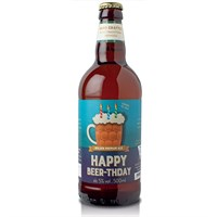 Cottage Delight Happy Beer-thday Ale Alcohol - 500ml (CD760740)