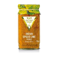 Cottage Delight Indian Spiced Lime Pickle - 270g (CD250014)