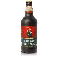 Cottage Delight Licence to Grill Ale Alcohol - 500ml (CD760761)