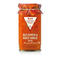 Cottage Delight Red Pepper & Roast Garlic Salsa - 275g (CD410010)