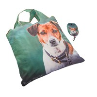 Country Matters Amber The Jack Russell Fold Away Shopping Bags (CMBAG0124)