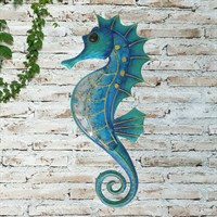 Creekwood Fish Glass Wall Art (43018)