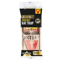 Deadfast Easy Set Mouse Trap - Twin Pack (20300402)