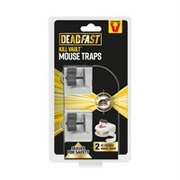 Deadfast Kill Vault Mouse Trap - Twin Pack (20300400)