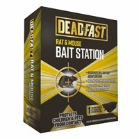 Deadfast Mouse and Rat Bait Station (20300443)