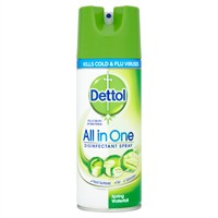Dettol All In One Disinfectant Cleaning Spray - Spring Waterfall