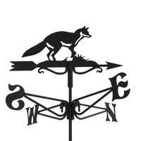 Espira Mini Fox Weathervane (2909)