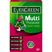 EverGreen Multi Purpose Grass Seed 28m2 840g (017763)