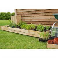 Forest Garden Wooden Standard Raised Bed (UKRB63)