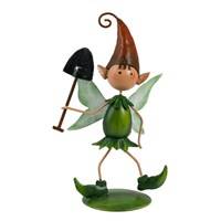 Fountasia Ornament - Pixie Garden Helper - Pedro (95303)