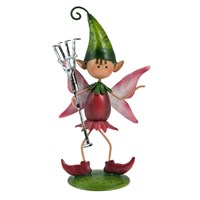 Fountasia Ornament - Pixie Garden Helper - Pete (95305)