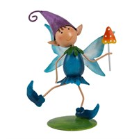 Fountasia Ornament - Pixie Garden Helper - Pip (95304)