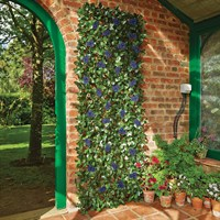 Gardman Blue Ipomoea Artificial Trellis - Large (03013)