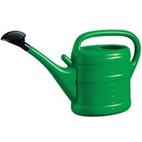 Gardman Plastic Watering Can - Green (34918)