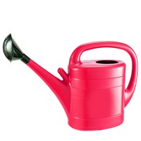 Gardman Plastic Watering Can - Red (34919)