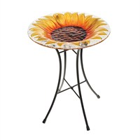 Gardman Sunflower Bird Bath (A01463)