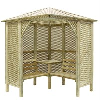 Grange Valencia Corner Arbour (Valcorarb) DIRECT DISPATCH
