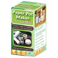 Greena Eco Friendly Paper Pot Maker (GA74392)
