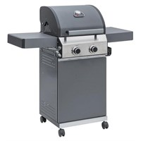 Grillstream Classic 2 Burner Barbecue Hybrid Charcoal & Gas BBQ (GCH20MG)