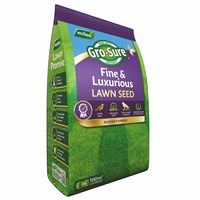 Gro-Sure Fine & Luxurious Lawn Seed 100Sq.M (20500268)