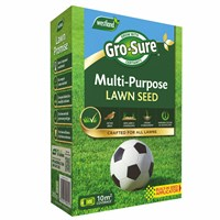 Gro-Sure Multi Purpose Lawn Seed + 50% 10Sq.M (20500273)