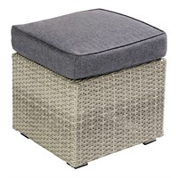 Hartman Linear Stool Outdoor Garden Furniture With Cushion (716012)