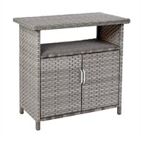 Hartman Heritage Tuscan Outdoor Garden Furniture Bar Cabinet (787199)
