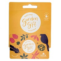 HTA National Garden Gift Card - Yellow
