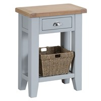 Interior Furniture - Grey Telephone Table