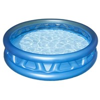 Intex 6ft x 18in Soft Side Swimming Pool (58431NP)