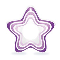 Intex Rubber Ring - Purple Star (59243NP)
