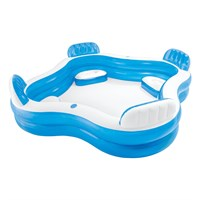 Intex 7ft Swim Center Family Lounge Pool (56475NP)