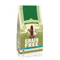James Wellbeloved Fish Grain Free - Adult Maintenance 10Kg (6926100)