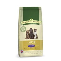 James Wellbeloved Lamb & Rice Kibble Dog Food - Senior 2Kg (6006020)