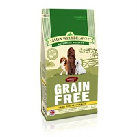 James Wellbeloved Lamb Grain Free - Adult Maintenance 1.5Kg (6050015)