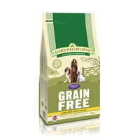 James Wellbeloved Lamb Grain Free - Senior 10Kg (6060100)