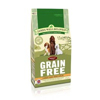 James Wellbeloved Turkey Grain Free - Adult Maintenance 1.5Kg (6150015)