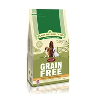 James Wellbeloved Turkey Grain Free - Adult Maintenance 10Kg (6924100)