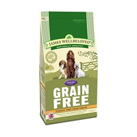 James Wellbeloved Turkey Grain Free - Senior 1.5Kg (6160015)