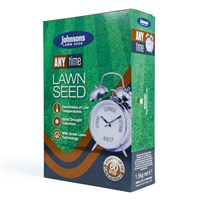 Johnsons Anytime Lawn Seed 1.5kg 60sqm